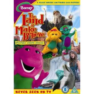 Barney - Land Of Make Believe [DVD] Preview
